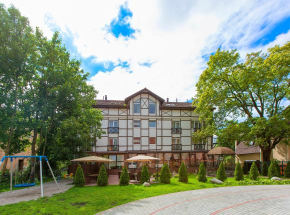 Отель Геркулес, Зеленоградск