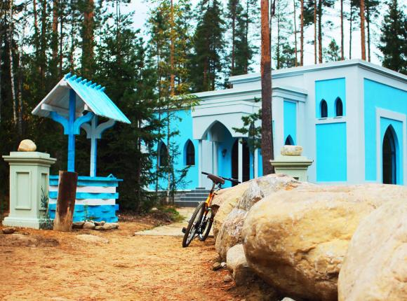 Дом для отпуска Шишки на Лампушке - Восточная Медина, Раздолье