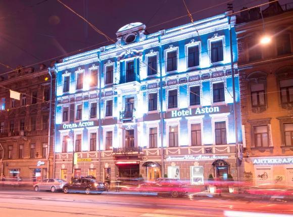 Отель Астон, Санкт-Петербург