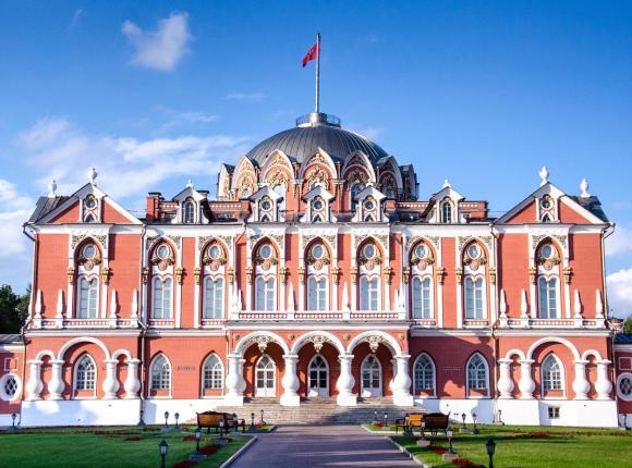 Отель Петровский Путевой Дворец, Москва