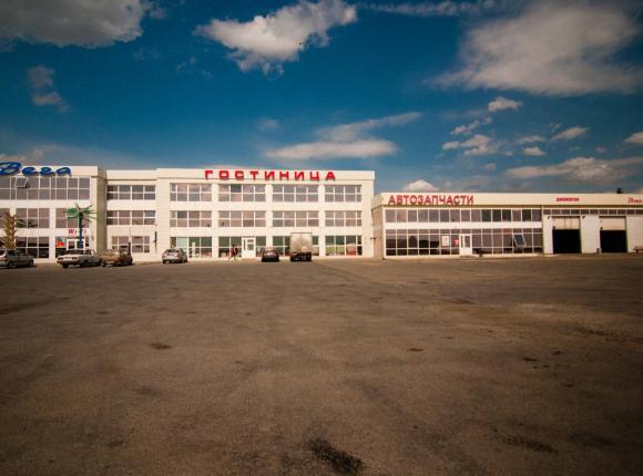 Гостиница Вега Плюс, Новодеревенская