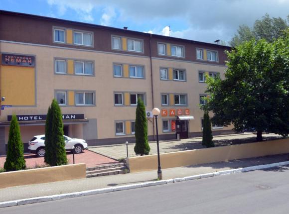 Отель Неман