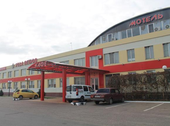 Отель Роза ветров, Батовка