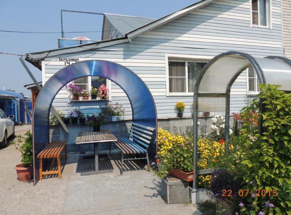 Гостевой дом Береза, Байкальск