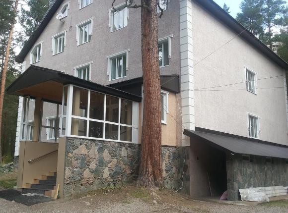 Отель Теберда, Терскол