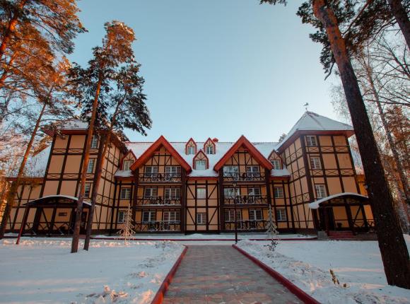 Спа-отель Ингала, Заводоуковск