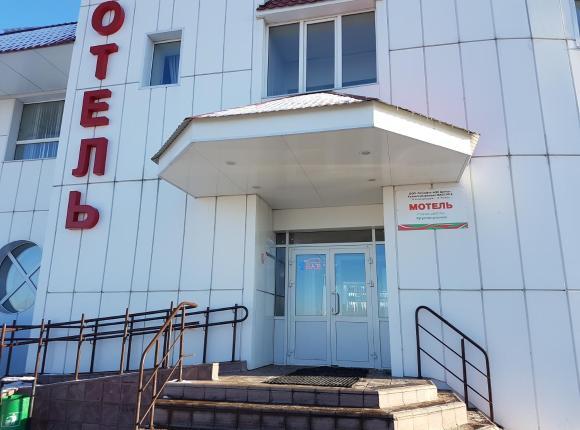 Мотель Татнефть, Казань