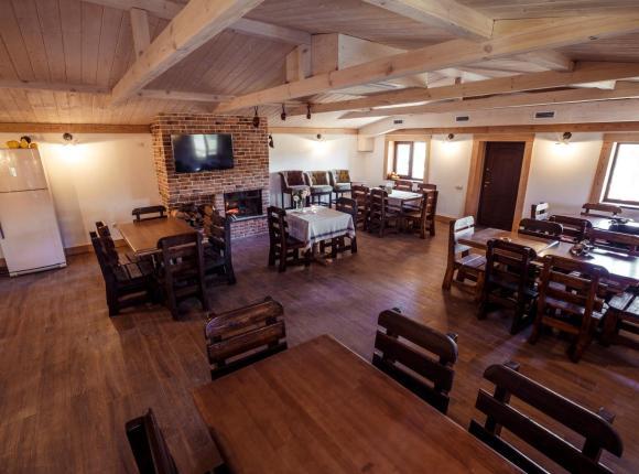 Гостевой дом Королевский Дуб, Лесогорская