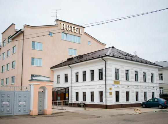Отель Baccara, Ярославль
