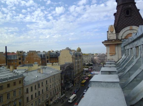 Гостевой дом Капитал на Сенной, Санкт-Петербург