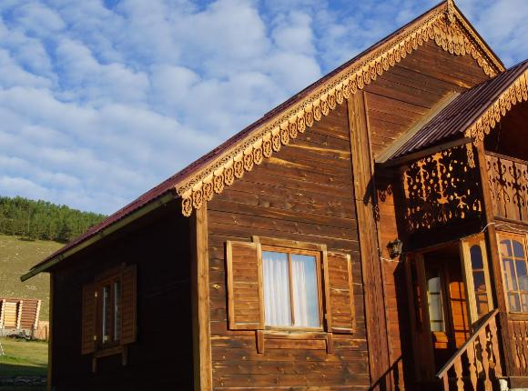 Гостевой дом Большое Голоустное