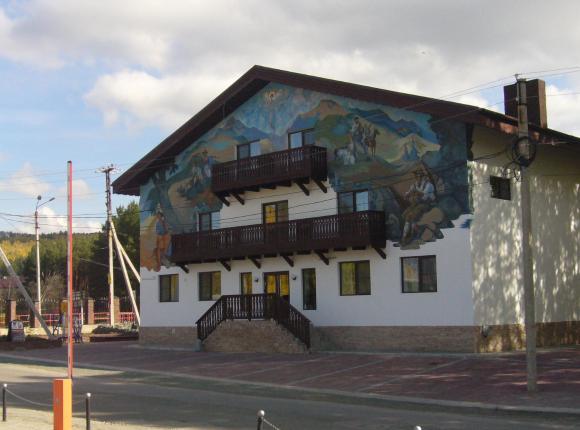 Отель Мари Шале, Новоабзаково