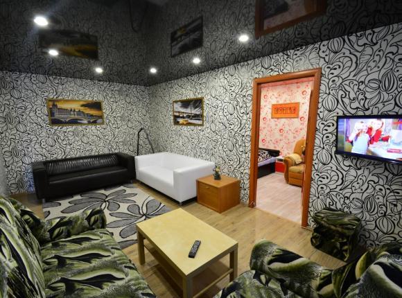Apartment on Bredova 3, Апатиты