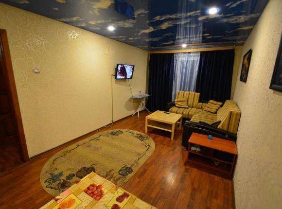 Apartment On Gaidara1, Апатиты