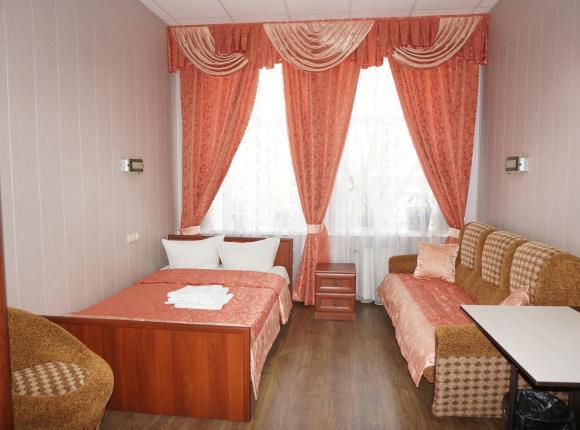 Гостиница Городок, Фрязино