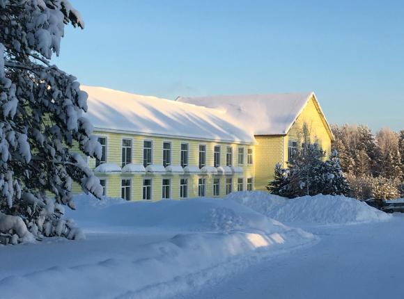 База отдыха Новая Ельня, Нижние Серги