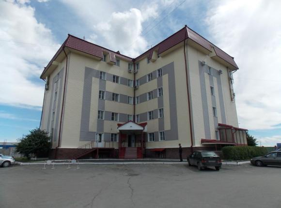 Мотель Радуга, Новосибирск
