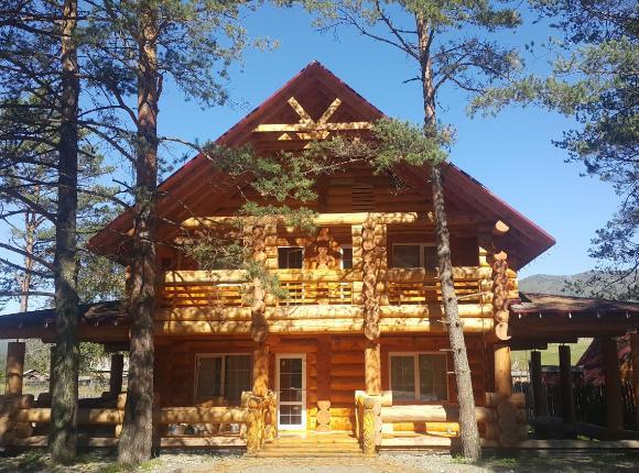 Mini hotel Ostrovok, Усть-Муны