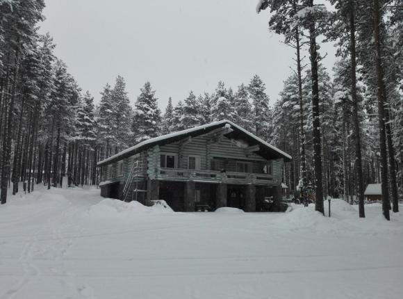 База отдыха Малая Медвежка, Медвежьегорск