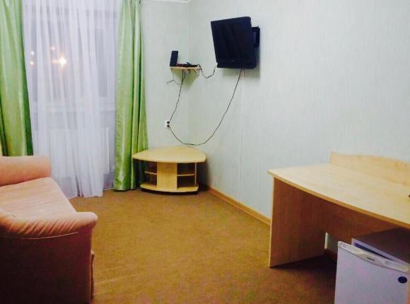 Гостиница 67 параллель, Нарьян-Мар