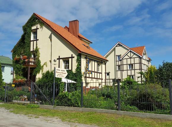 Гостиница Золотая Орхидея, Балтийск