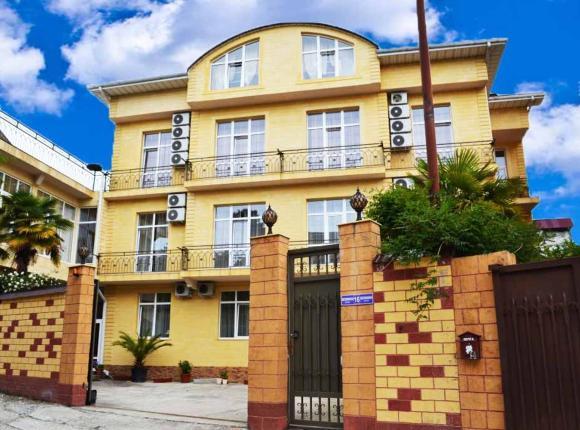 Отель Сан Сочи Делина Резорт, Адлер