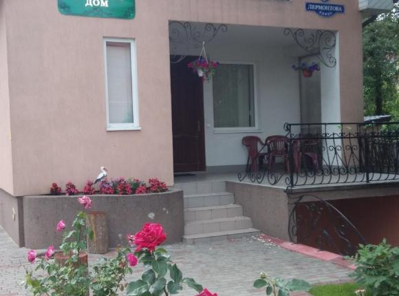 Гостиница Тригона, Зеленоградск