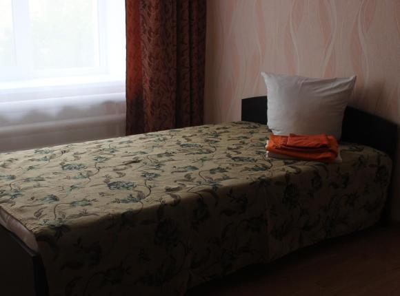 Гостиница Центральная, Красноуральск