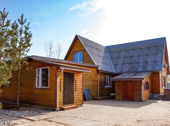 База отдыха На Стрелке, Великий Новгород