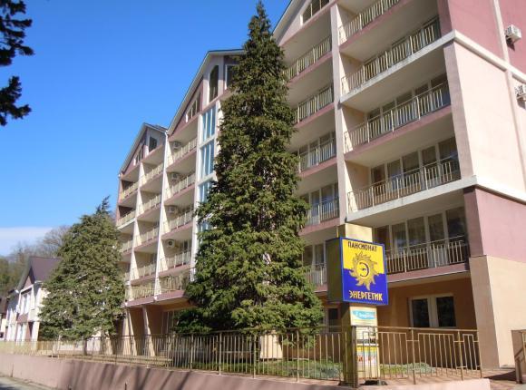Отель Энергетик, Шепси