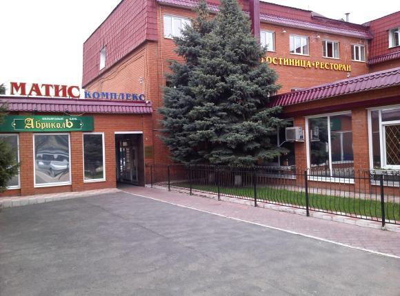 Гостиничный комплекс Матис, Железногорск, Курская область