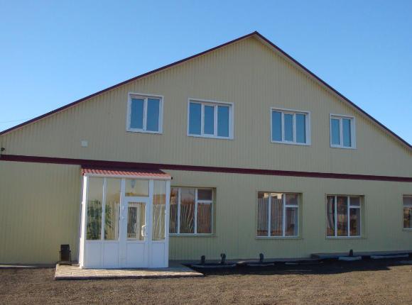 Гостиница Солнечная, Ишим