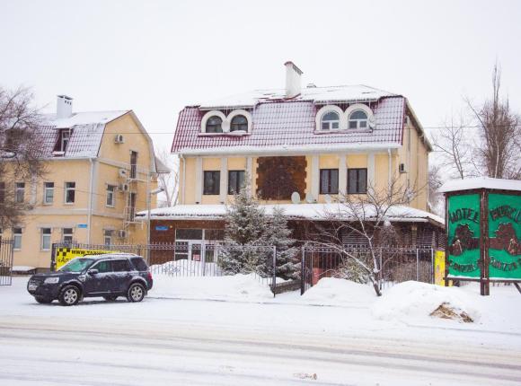 Отель Гризли, Нововоронеж