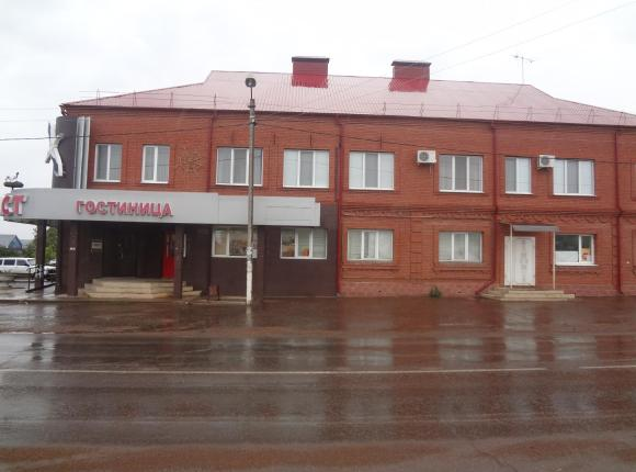 Гостиница Аист, Сорочинск