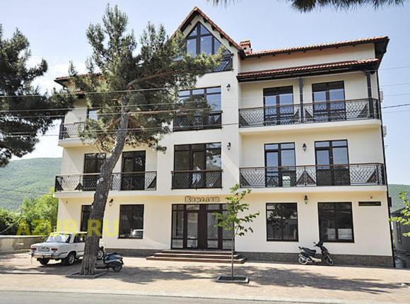 Отель Камелот, Кабардинка
