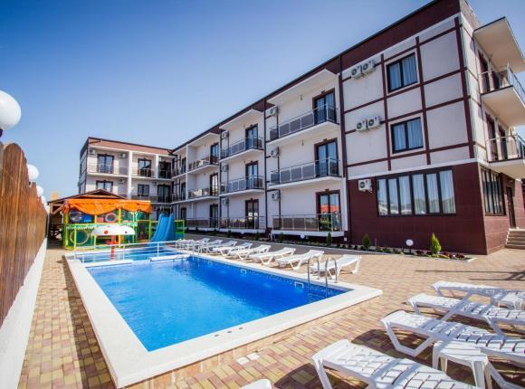 Отель Sea Villa, Дивноморское