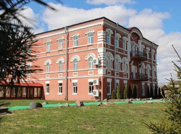 Отель Волхов Мост, Чудово