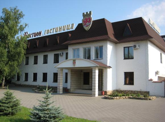Гостиница Бастион, Тамбов