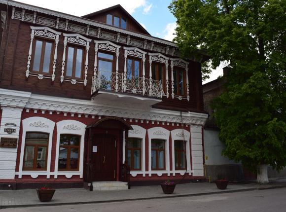 Отель Снегири, Елец