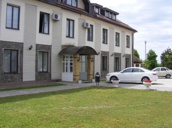 Мини-гостиница Гостиный двор, Белореченск
