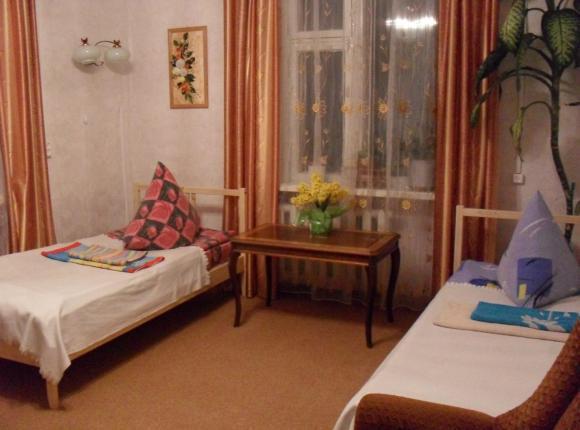 Гостевой дом В гостях у Светланы, Устюжна