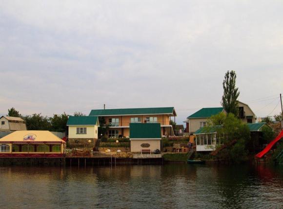 База отдыха Зеленое Озеро, Новомичуринск