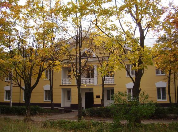 Гостиница Кузьмолово, Сярьги