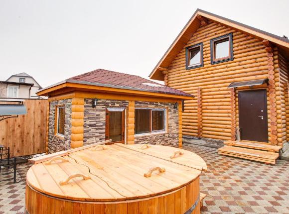 Дом с баней Ручеёк, Котельники