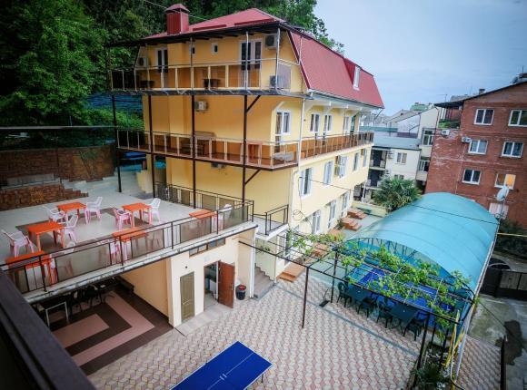 Отель Гармония, Лазаревское