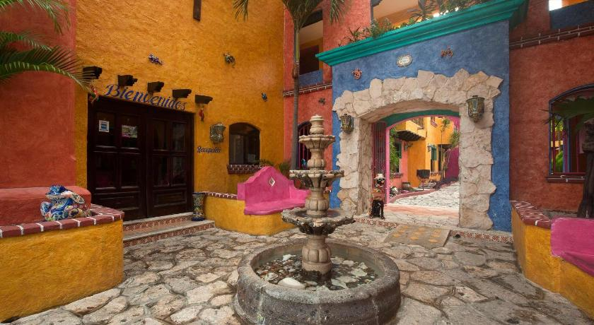 Best time to travel Mexico Hacienda Maria Bonita Hotel