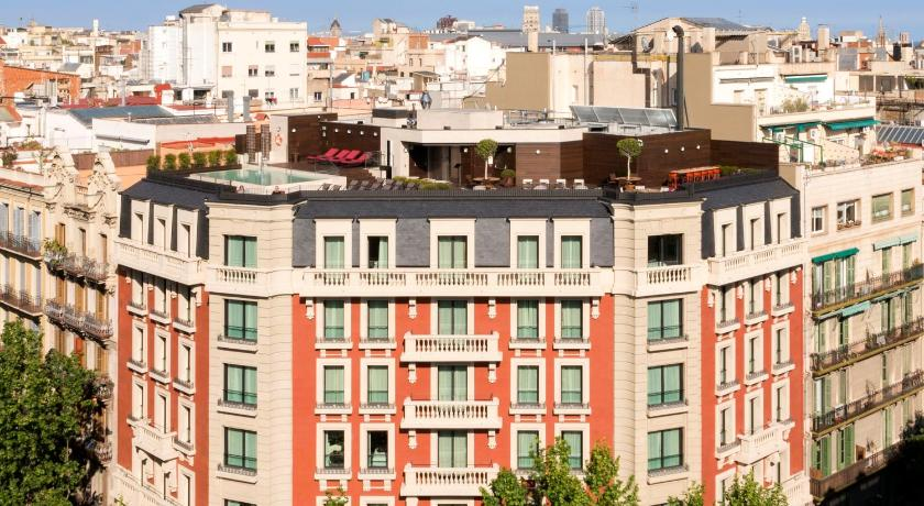 The Corner Hotel - Barcelona