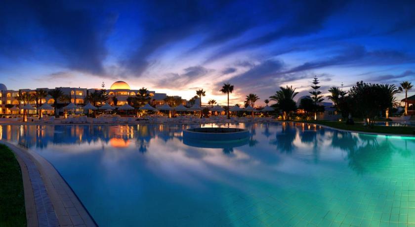 Best time to travel Tunisia lti Djerba Plaza Thalasso & Spa
