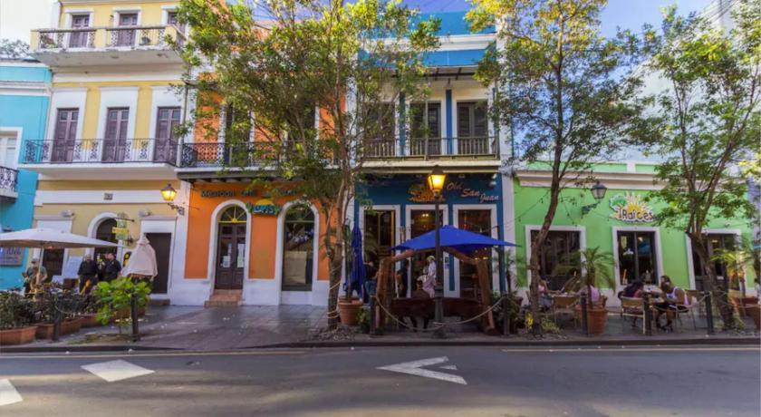 Best time to travel San Juan 315 Recinto Sur