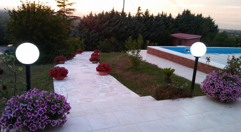 Best time to travel Apulia B&B Villa Lena